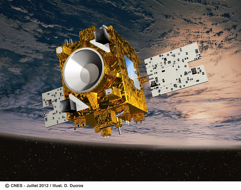 Microscope Satellite